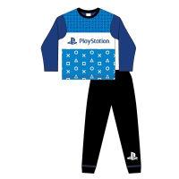 Boys Older Official Playstation Logo Pyjamas