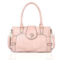 Violet Tote Bag Pink