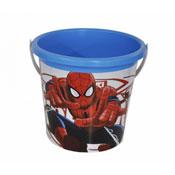 Spiderman Beach Bucket 17cm