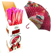 Junior Disney Minnie Mouse Umbrella