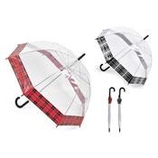 Tartan Dome Umbrella