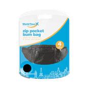 Travel Zip Pocket Bum Bag