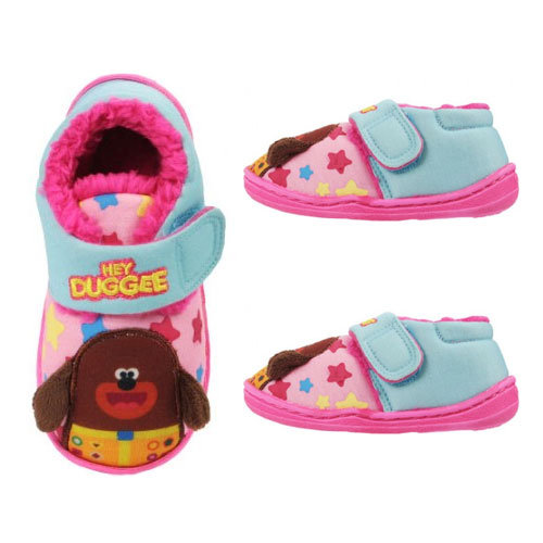Official Hey Duggee Harney Slippers
