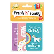 Fresh n Funny Car Air Freshener