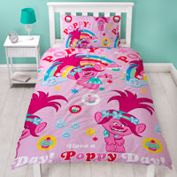 Official Trolls Dreams Duvet Set