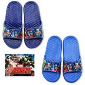 Avengers Pool Side Flip Flops