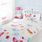 Childrens Fun Filled Bedding - Butterflies