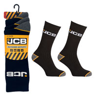 JCB 3 Pack Mens Outdoor Activity Sock 9-12