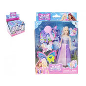 Magical Fairy Tale Bendable Doll