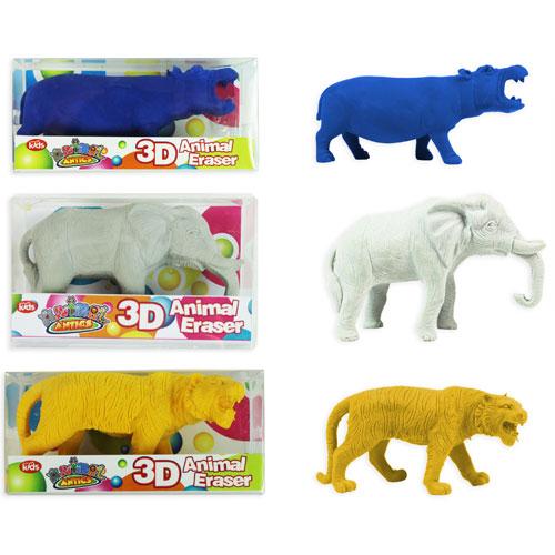 3D Jungle Eraser
