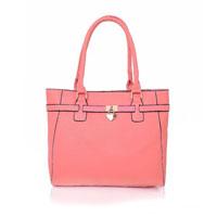 Janice Tote Bag Pink
