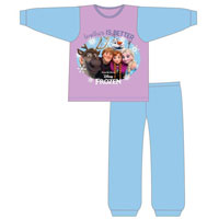 Girls Toddler Official Frozen Together Pyjamas