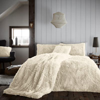 Hug And Snug Duvet Set Cream
