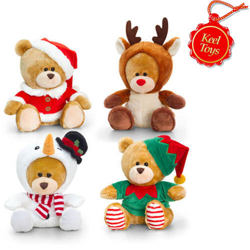 Christmas Pipp The Bear Assorted