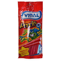 Strawberry Pencils Sweets 100g Bag