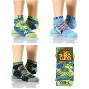 Boys Dinosaur Trainer Socks