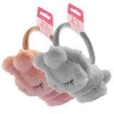 Girls Bunny Face Ear Muffs