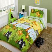 Childrens Fun Filled Bedding - Cheeky Monkey
