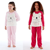 Young Girls Cici Bear Love Me Pyjamas