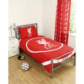 Liverpool FC Duvet Set Bullseye Reversible