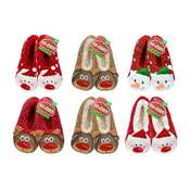 Christmas Novelty Slippers Co-Zees