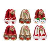 Christmas Novelty Slippers Co-Zees
