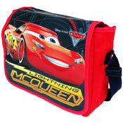 Cars 3 Messenger Bag - Book Bag