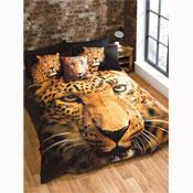 Leopard Duvet Set Panel