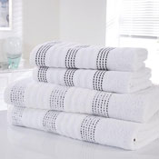 Spa Luxury Cotton Bath Sheets White