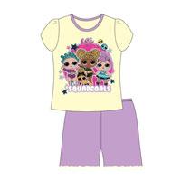 Official LOL Surprise Squad Goals Shortie Pyjamas
