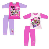 Official LOL Surprise Girls Pyjama Set Rock