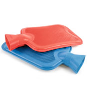 Large Rubber Hot Water Bottle
