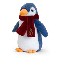 Keel-eco Penguin With Scarf