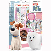 Secret Life of Pets Sticker Book Set