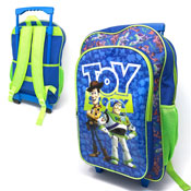 Official Toy Story Deluxe Trolley Backpack