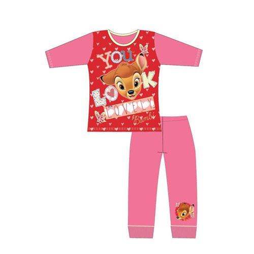 Official Older Girls Bambi Lovely Pyjama Set