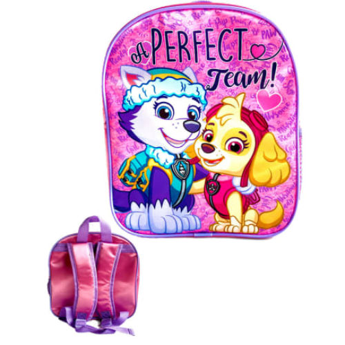 Official Paw Patrol Premium Backpack Perfect Team