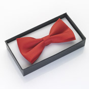 Dickie Bow Tie Red Boxed