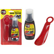 Shoe Shine And Shoe Horn Set