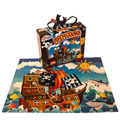 Grafix 45 Piece Pirates Puzzle