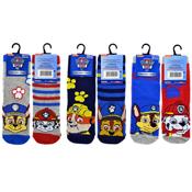 Boys Paw Patrol Character Socks