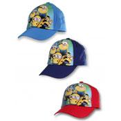 Despicable Me Minions Baseball Caps