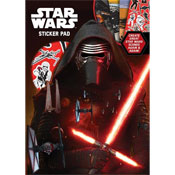 Star Wars Sticker Pad The Force Awakens