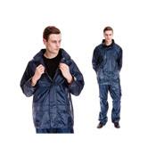 Adults Waterproof Jacket Navy