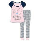 Ladies Tatty Teddy Stay Home Pyjama Set