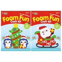 Christmas Foam Craft Kit