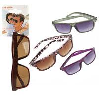 Louis Armand Square Frame Unisex Sunglasses