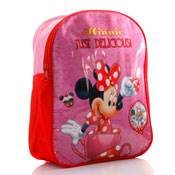 Minnie Mouse 'Delicous' Backpack