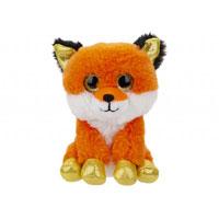 Sparkle Eye Goshie Beanie Fox Toy