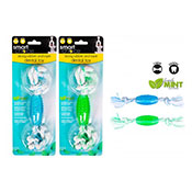 Mint Flavoured Dental Rope Dog Toy Assorted